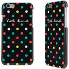 Little Marcel Hard Case Dots (iPhone 6/6S)