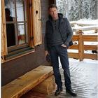 CLUB OF COMFORT® Herrenjeans Brad Smartphonetasche Jogg-Denim