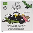 "Cacao crudo - RAW ""elsewhere"" praliner EKO 40g"
