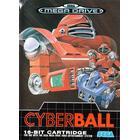 Begagnat Sega Mega Drive Cyberball (begagnad)