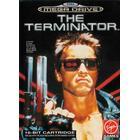 Begagnat Sega Mega Drive The Terminator (begangad) SAKNAR MANUAL