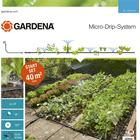 Gardena Micro-Drip-System Starter Set Planted Areas 40m²