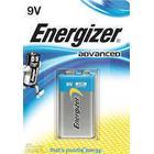 Energizer Batteri Energizer Advanced 9V