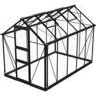 Skånska Byggvaror Odla 6.0m² Aluminium Glas