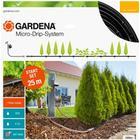 Gardena Micro Drip System Set Planted Rows M Automatic 25m