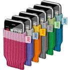 Goobay iPhone Socks 6-pack (iPhone 5/5S/SE)