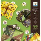 Djeco Origami - Loppfångare (grön)