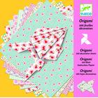 Djeco 100 Origamipapper (rosa)
