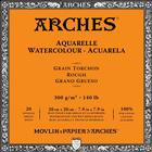 Arches Akvarellblock Grov gräng Arches 300g