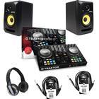 Native Instruments Traktor Kontrol S2 MK2 komplett DJ-set