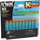 Knex Dart + Target 10pcs 47518