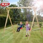 Nordic Play FSC gunställning, m/beslag och gungor - Nordic Play gynger 805617