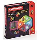 Magformers Building and Construction Toy Set (14-Piece)
