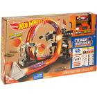 Mattel Hot Wheels Track Builder Construction Crash Kit