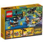 Lego The Batman Movie Scarecrow Fearful Face off 70913