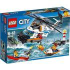 Lego City Stor Redningshelikopter 60166