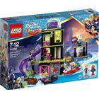 Lego DC Super Hero Girls Lena Luthor Kryptomite Fabrik 41238