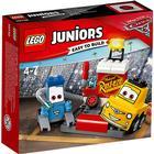 Lego Juniors Guido og Luigis Pitstop 10732