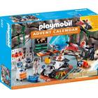 Playmobil Julekalender Top Agenter 9263