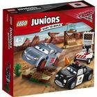 Lego Juniors Farttræning i ørkenen 10742