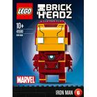 Lego Brick Headz Iron Man 41590
