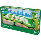 Brio Green Travel Train 33622