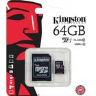 Kingston 64gb microsdxc klass 10 uhs-i & sd-adapter