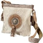 Boho tassel leather bag pretty hot and tempting