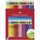 Faber-Castell Colour Grip Color Pencil 48-pack