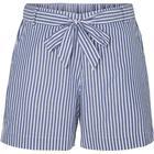 Junarose Striped Shorts Blue/Bijou Blue (21006402)