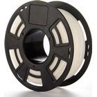PLA filament til 3D printer, 1 kg, 1,75 mm. Hvid
