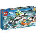 Lego City Sejlbådsredning 60168