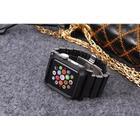 Apple Watch 42mm Apple Watch 42 mm Lunatik Epik med Aluminiumarmband - Svart