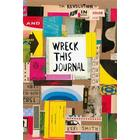 Wreck this journal: now in colour (Pocket, 2017)