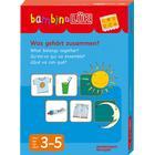 WESTERMANN Bambino-Set Was gehört zusammen? børnebog, bog til indlæring skolebog