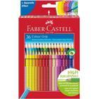 Faber-Castell Colour Grip Color Pencils 36-pack
