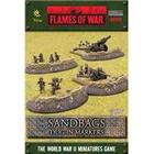BB108 - Sandbag Emplacements/Dug-in Markers
