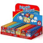Schmidt Spiele Schmidt Bringsel Schmidt Spiele, Kinderspiele, ab 6 Jahren, Spielvergnügen im praktischen Taschenformat.
