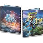Pokemon  Guarians Rising,Sun & Moon  samlemappe til 180 kort  -  Ultra Pro