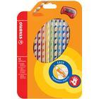 Stabilo EASYcolors 12-pack Färgpennor högerhänta