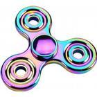 Flerefarvet - lavet af metal-Fidget Spinner no. 520295