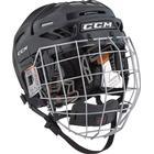 CCM Fitlite 3DS Combo Hockey Helmet Hjälm
