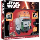 Bladeztoyz Star Wars Radio Control Inflatable Chopper