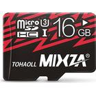 Zapals MIXZA TOHAOLL U3 16GB/32GB/64GB Micro SDHC Memory Card