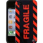 Advanced Accessories Jelli skal fragile & displayskydd till iphone 4/4s