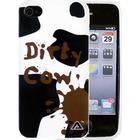 Advanced Accessories Jelli skal dirty cow till iphone 4/4s + skrämskydd