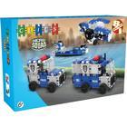 Clics Toys Hero Squad Police 8 in 1