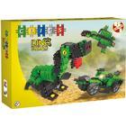 Clics Toys Dino Squad 6 in 1
