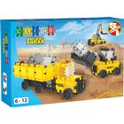 Clics Toys Builders Squad 5 in 1