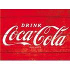 Nostalgic Art - Magnet til køleskab - Rød Coca Cola logo